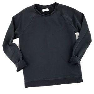 Everlane Crew neck Sweater Medium Black Pullover